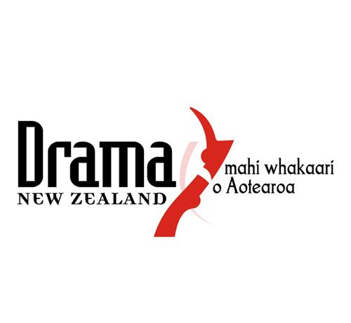 Drama NZ logo