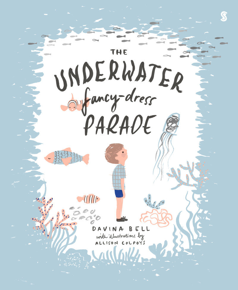 The Underwater Fancy-dress Parade cover